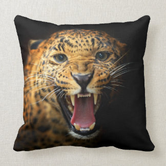 Gepard-Katzen-Tier-Wurfs-Kissen Kissen