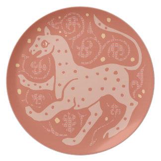 Gepard Melaminteller