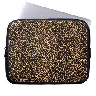 Gepard-Muster Laptopschutzhülle