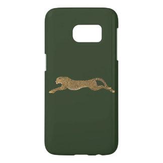 Gepard-Samsung-Galaxie S7, kaum dort