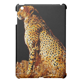 Gepardposition iPad Mini Hülle