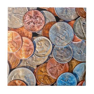 Geprägte Währung Keramikfliese
