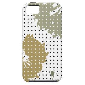 Gepunktet Hülle Fürs iPhone 5