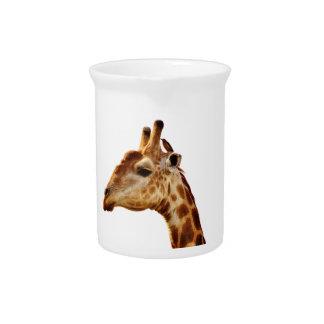 Gepunktete Giraffen-Freunde Krug