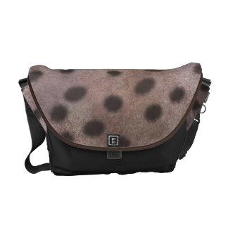 Gepunktete Hyäne Kurier Taschen