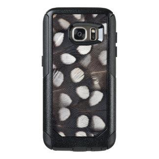 Gepunktete Mearns Wachtel-Federn OtterBox Samsung Galaxy S7 Hülle