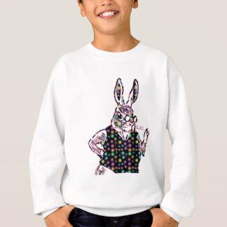 Gepunktetes Häschen Sweatshirt
