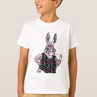 Gepunktetes Häschen T-Shirt