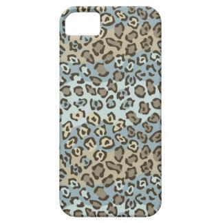 Gepunktetes Katzen-Muster Etui Fürs iPhone 5