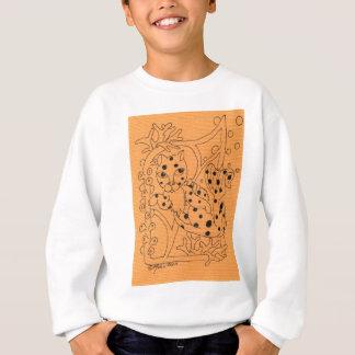 Gepunktetes MerCat Sweatshirt