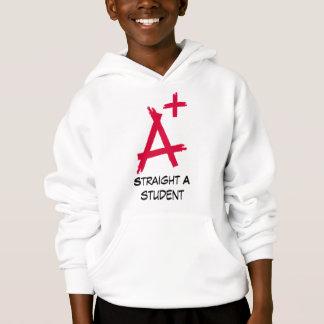 Gerade a-Student Hoodie