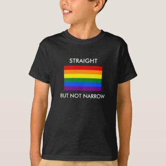 Gerade aber nicht Enge T-Shirt