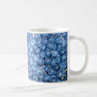 Gerade BlaubeerFoto-Tasse Kaffeetasse