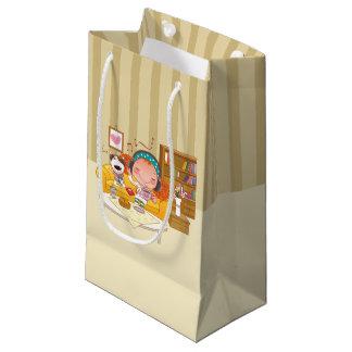 Gerade Chillin Geschenk-Tasche Kleine Geschenktüte