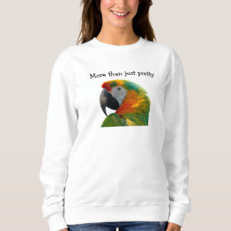 Gerade das grundlegende Sweatshirt der hübschen