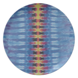 Gerade Dorn-gefärbte Krawatte PhatDyes Teller
