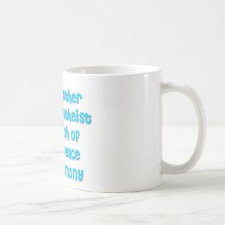 Gerade ein anderer Atheist auf der Suche nach Tasse