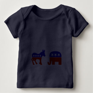 GERADE EIN ANDERER CIRCUS™ Wahl-Baby-T - Shirt