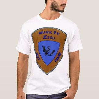 Gerade ein gelegentliches Shirt, Typ T-Shirt
