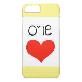 Gerade ein Herz! iPhone 7 PlusHüllen iPhone 8 Plus/7 Plus Hülle