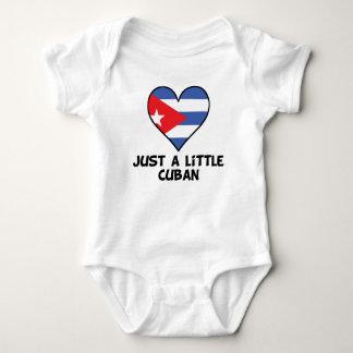 Gerade ein kleiner Kubaner Baby Strampler