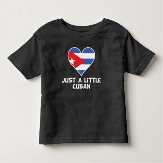 Gerade ein kleiner Kubaner Kleinkind T-shirt