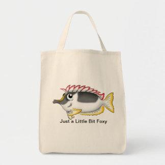 Gerade ein wenig Foxy Tasche
