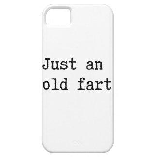 Gerade eine alte Furz Etui Fürs iPhone 5