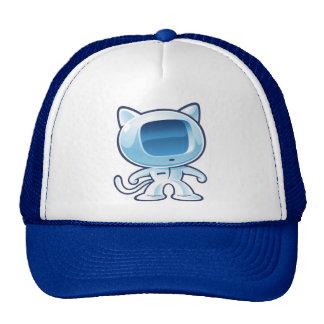 Gerade eine Myows Katze Netzmütze