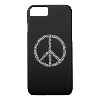 Gerade Frieden iPhone 8/7 Hülle
