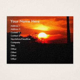 Gerade für einen Augenblick Visitenkarte