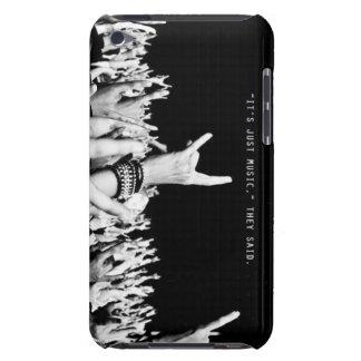 Gerade Musik iPod Touch Hüllen