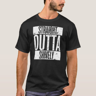 Gerade Outta Shively (Louisville, Kentucky) T-Shirt