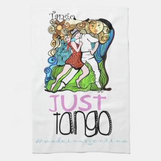 Gerade Tango hergestellt in Argentinien Küchenhandtücher