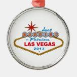 Gerade verheiratet in fabelhaftem Las Vegas 2013 (