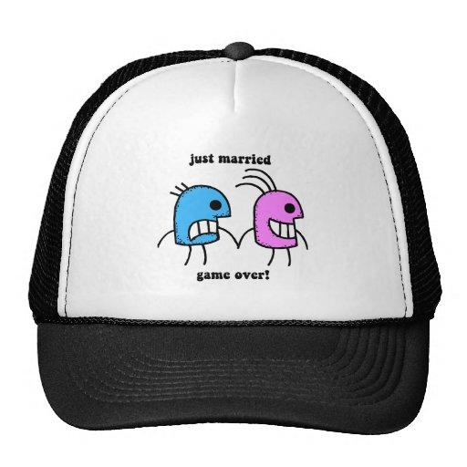 gerade verheiratet netz caps