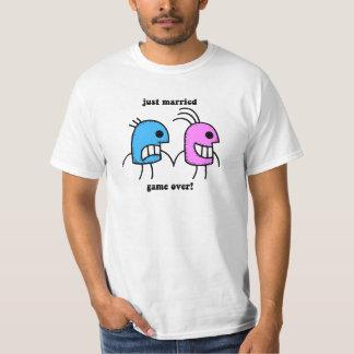 gerade verheiratet shirt