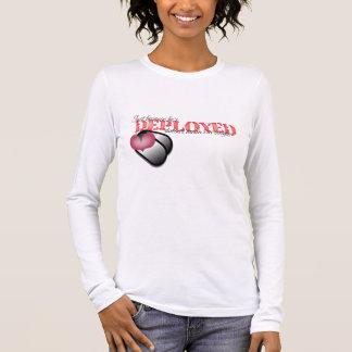 Gerade weil… langarm T-Shirt