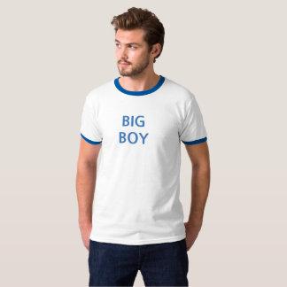 Gerade wie des Bobs T-Shirt