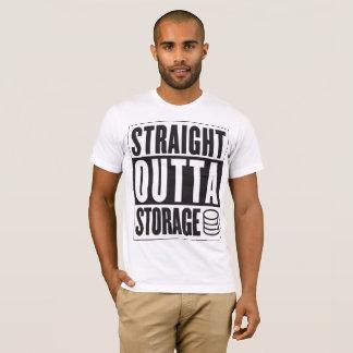 Gerader Outta Speicher-T - Shirt