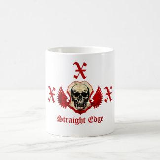 Gerader Rand Kaffeetasse