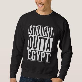 gerades outta Ägypten Sweatshirt