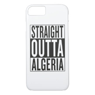 gerades outta Algerien iPhone 8/7 Hülle