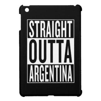 gerades outta Argentinien iPad Mini Hülle