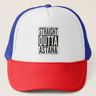 gerades outta Astana Truckerkappe