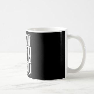 gerades outta Baku Kaffeetasse