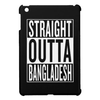 gerades outta Bangladesch iPad Mini Hülle