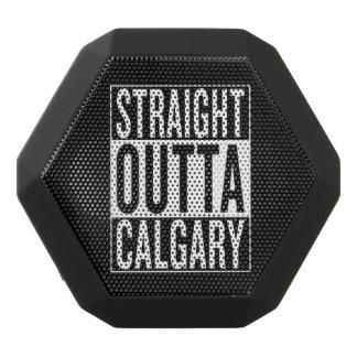 gerades outta Calgary Schwarze Bluetooth Lautsprecher