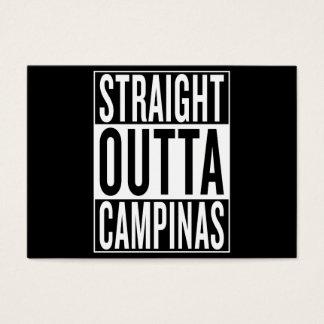 gerades outta Campinas Visitenkarte