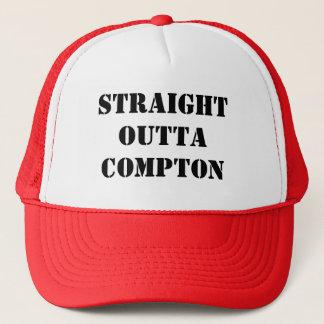 gerades outta Compton, ya gehört Truckerkappe